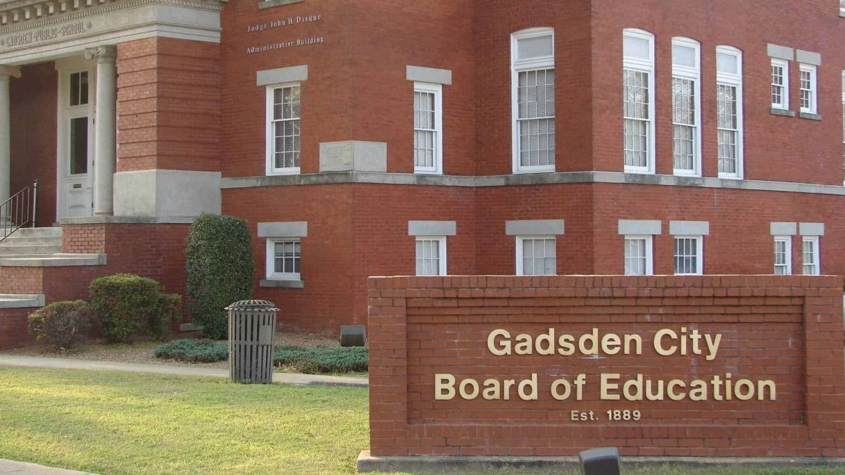 Gadsden City Board of Education