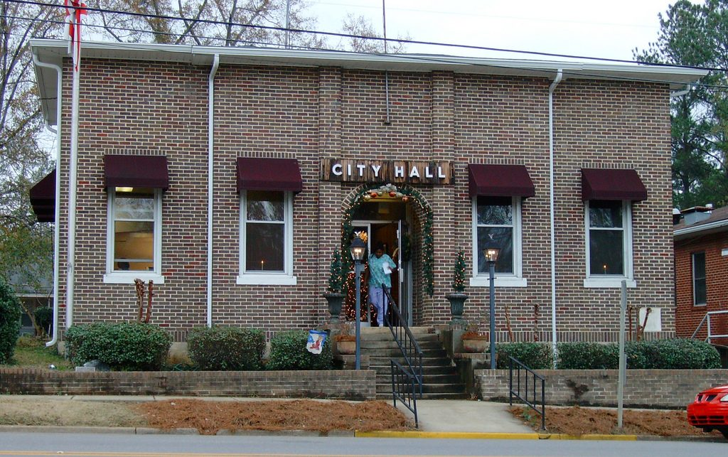 Linden, AL City Hall