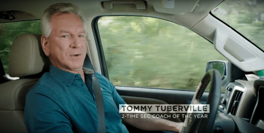 Tommy Tuberville TV Ad