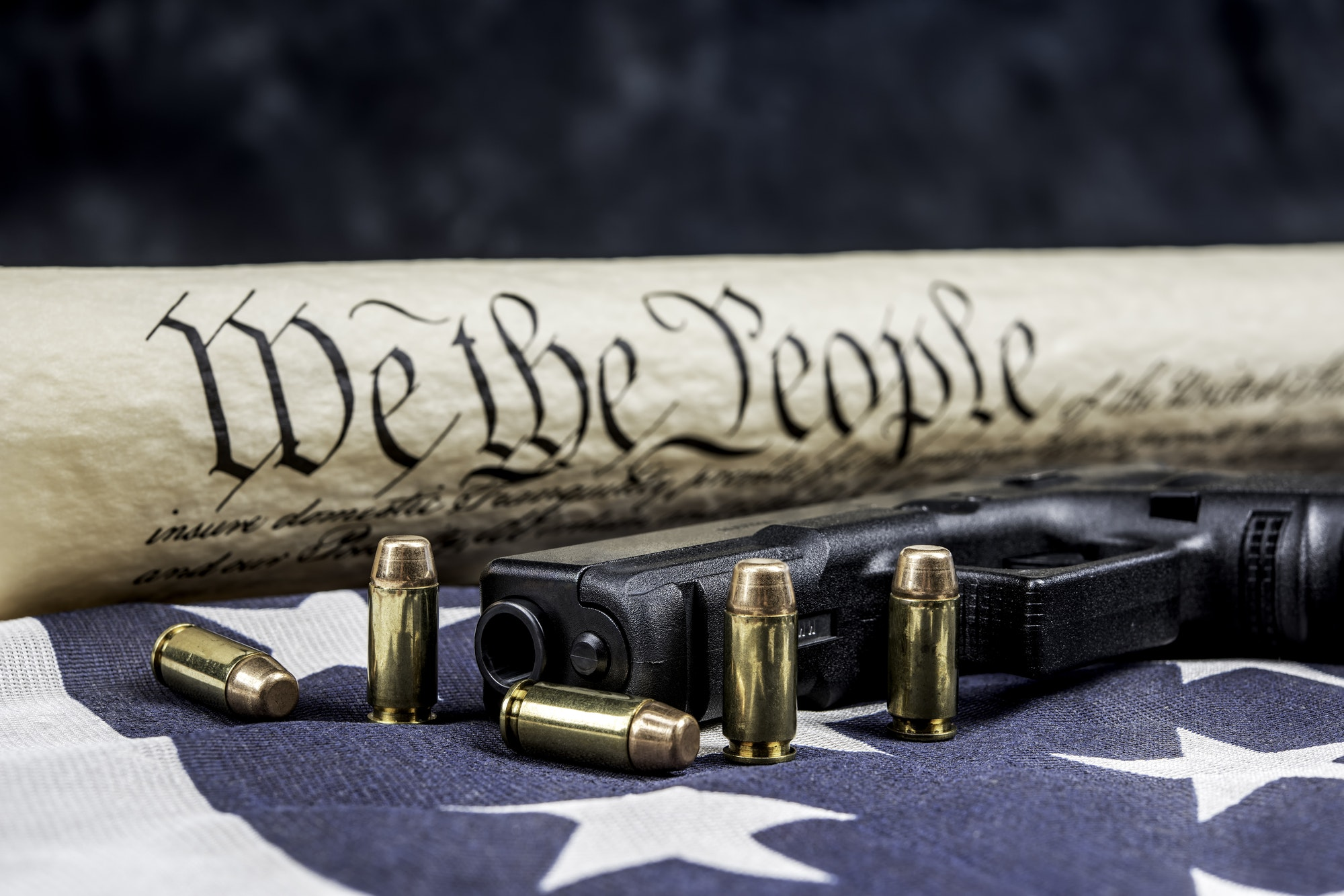 United States constitution and gun rights